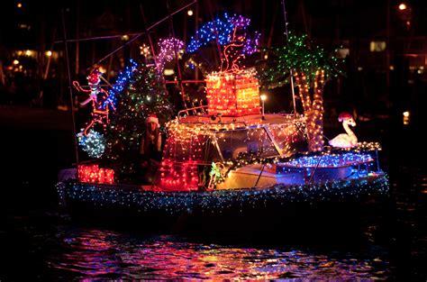 2016 holiday lights sights boat parade fisherman s