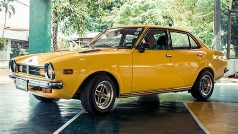 Mitsubishi Lancers For Sale by This 1976 Mitsubishi Lancer Lancer Was Sold For P20 000