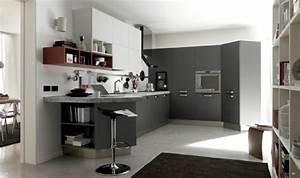 Farbgestaltung Küche Wand : einrichten mit farben graue farbe mehr als melancholie ~ Markanthonyermac.com Haus und Dekorationen