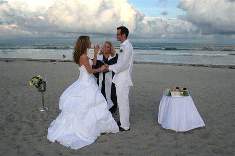 Handfasting Beach Wedding Ceremony Destination Wedding