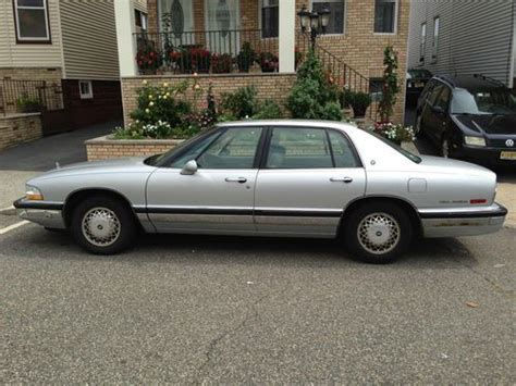 1991 Buick Park Avenue For Sale by Purchase Used 1991 Buick Park Avenue Only 79 800 Original
