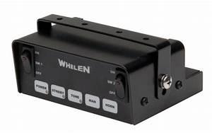 Whelen Gamma2 U2122 Siren  Switchbox