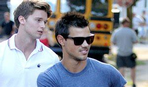PIC: Patrick Schwarzenegger Shoots Movie With Taylor Swift ...