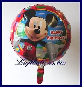 Happy Birthday Maus : happy birthday micky maus folien luftballon zum geburtstag lu folien luftballon geburtstag ~ Buech-reservation.com Haus und Dekorationen