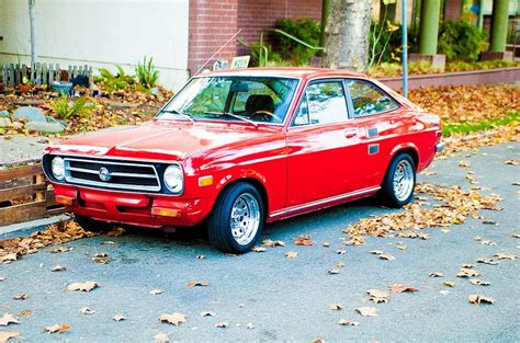 Datsun B110 by Datsun 1200 Nissan B110 1973 2 Verde Aceituna Autos