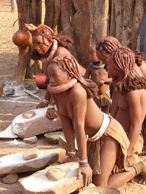 African Tribal Himba Page 1 Naked Free Porn
