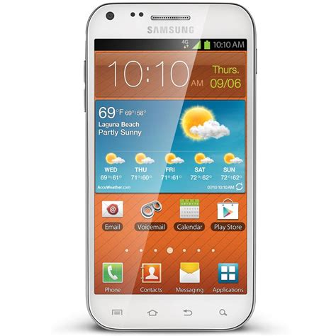 4g Samsung Mobile by Samsung Galaxy S Ii 4g Mobile Review Rating