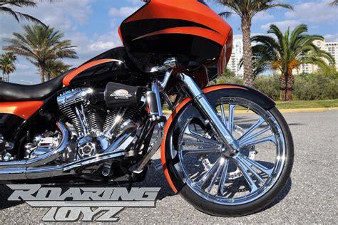 Harley Davidson Roadglide Custom Bagger 23 in. Front Wheel ...