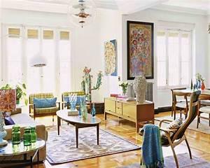 Farben Für Wohnung : originelle ideen f r retro deko in 40 fotos ~ Sanjose-hotels-ca.com Haus und Dekorationen