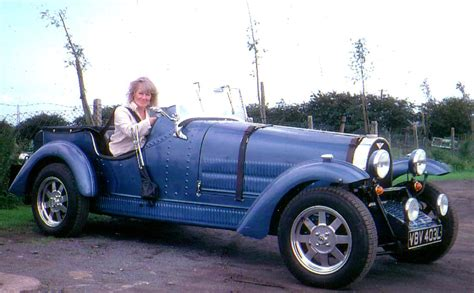 4 Seater Bugatti by Teal Cars Inspired By Bugatti Teal Type 35 Four Seaters