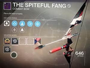Finally got the... Spiteful Fang
