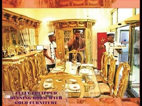 kcee  brother  money golden mansion  youtube