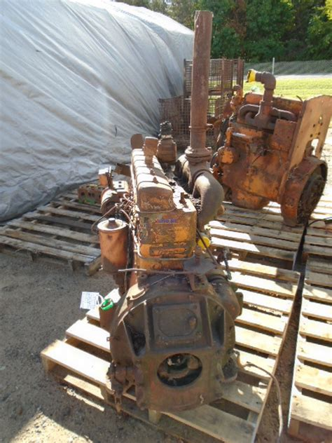 engine waukesha  engine complete vintage