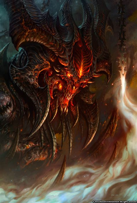 Diablo Image by Diablo Artwork