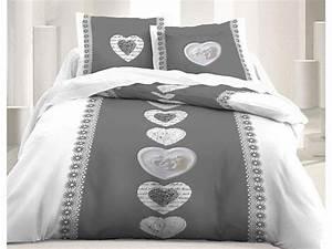 Parure Drap Pas Cher : parure de lit parure de drap linge de lit tradition des vosges royal tiss ~ Teatrodelosmanantiales.com Idées de Décoration