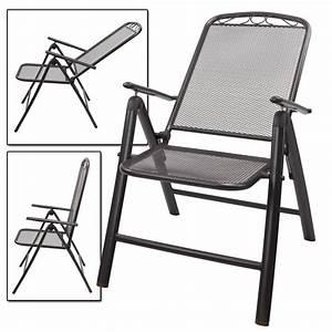 Gartenmöbel Set Runder Tisch : gartenm bel set metall 1x tisch rund 100x72cm 4x stuhl ~ Michelbontemps.com Haus und Dekorationen