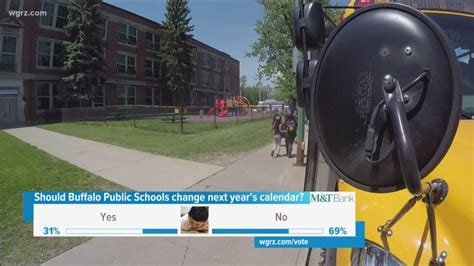 buffalo public schools weigh calendar wgrzcom