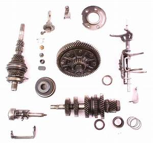 Manual Transmission Internal Parts Gears Differential