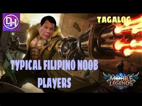 tagalog funny moments mobile legends tagalog gameplay