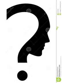 Face with Question Mark