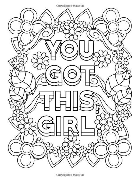 amazoncom inspirational coloring books  girls
