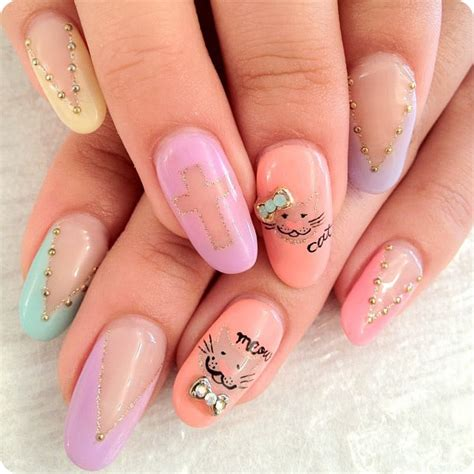 cool easy nail designs 40 easy and cool nail designs pictures sheideas
