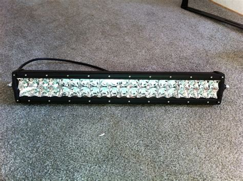 20 quot rigid led light bar install ford f150 forum