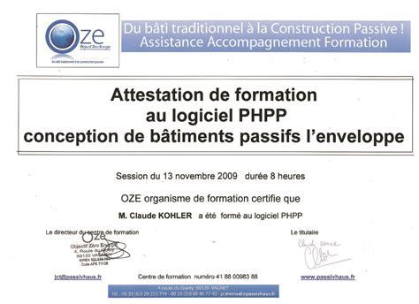 modèle attestation de formation modele attestation de formation document