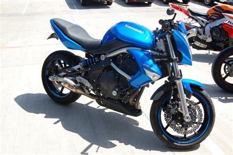 2009 Kawasaki Er 6n by Buy 2009 Kawasaki Er 6n Standard On 2040 Motos