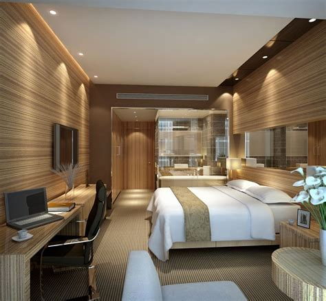 image detail  modern hotel room interior  scene