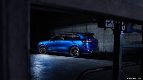 2018 Techart Magnum Sport Based On Porsche Cayenne Turbo S