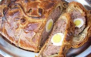 Repas De Paques Traditionnel : recette p t de p ques berrichon 750g ~ Melissatoandfro.com Idées de Décoration