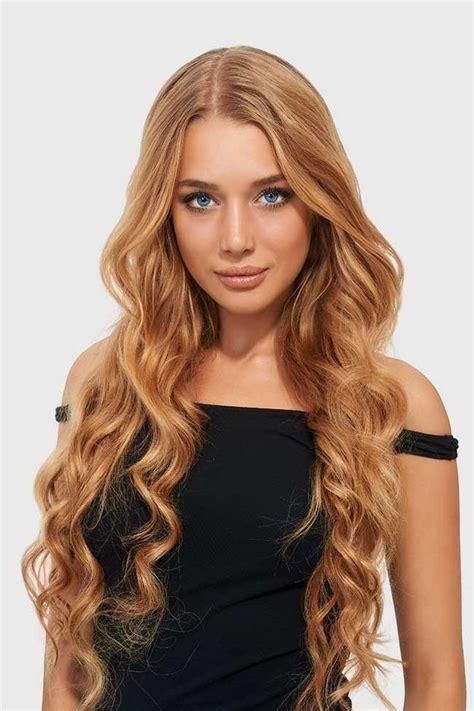 attractive strawberry blonde hairstyles