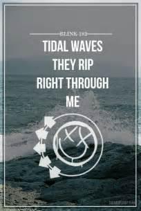 Blink 182 Lyrics Tumblr