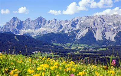 herunterladen hintergrundbild oesterreich  alpine