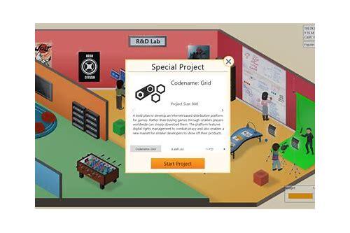 game dev tycoon free steam key
