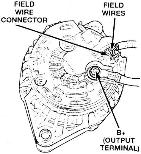 repair guides charging system description operation autozone