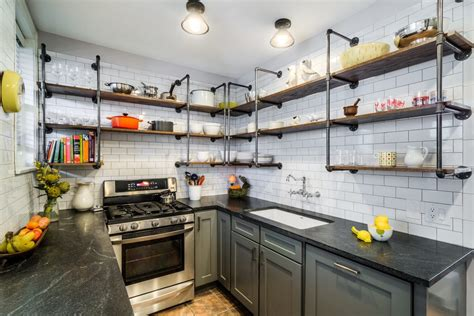 kitchen wall backsplash ideas industrial style kitchen transitional with small kitchen