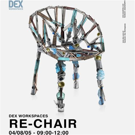 The Chair Competition by Re Chair Competition Bringing Opportunity Of Creating