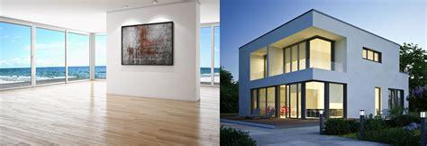 Moderne Häuser Mit Grossen Fenstern by Home Konior Design