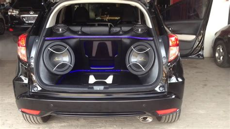 audio mobil sq  hrv innovation car audio jakarta youtube
