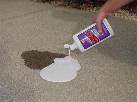 remove stains from patio my family survival plan 10 simple but awesome diy hacks
