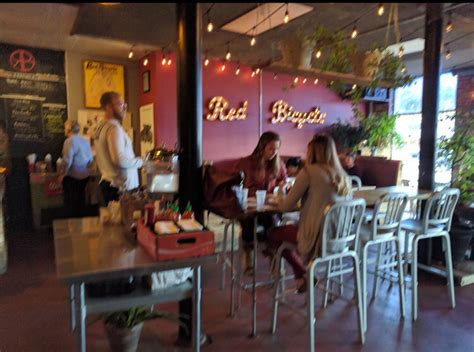 The red bicycle coffee and crepes, nashville, tennessee. Red Bicycle Coffee 2519 Nolensville Pike, Nashville, TN 37211 - YP.com