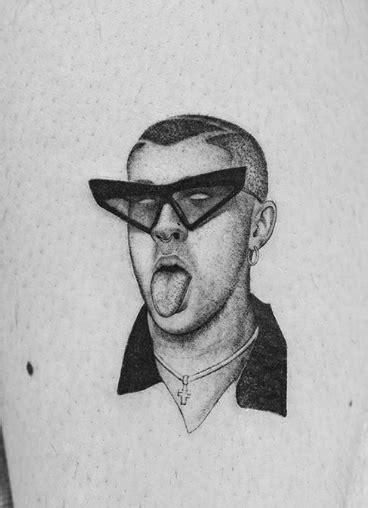 Best 22 Bad Bunny Tattoos - NSF - Music Magazine