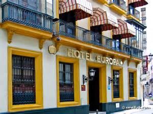 Hotel Patio Andaluz Direccion by Hotel Europa Hotel De 1 Estrella En El Centro De Sevilla