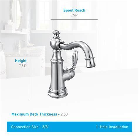 Moen S42107 Bathroom Faucet   Build.com