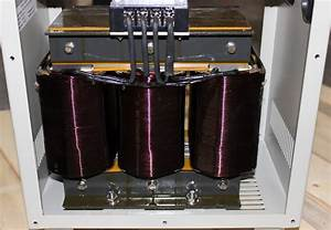 10 Kva - Three Phase Transformer   400v