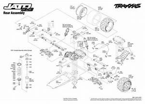 Traxxas 1  10 Scale 2wd Jato 3 3 Stadium Truck