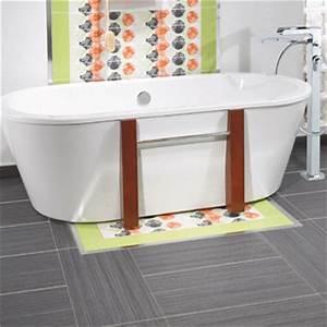 les couvre planchers pour la salle de bain guides de With plancher pour salle de bain