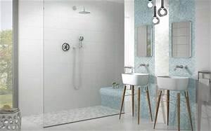 Mosaik Fliesen Dusche : fliesen mosaik dusche mosaik keramisches keramikmosaik mosaike mosaikfliesen bad jpg mit ~ Orissabook.com Haus und Dekorationen